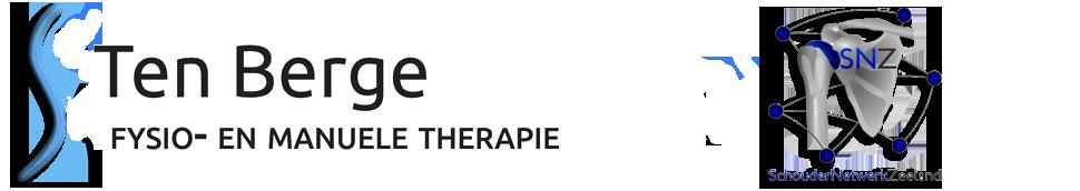Ten Berge Fysio- en Manuele Therapie